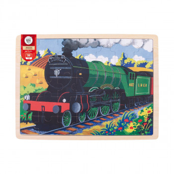 FLYING SCOTSMAN 35 PCE PUZZLE