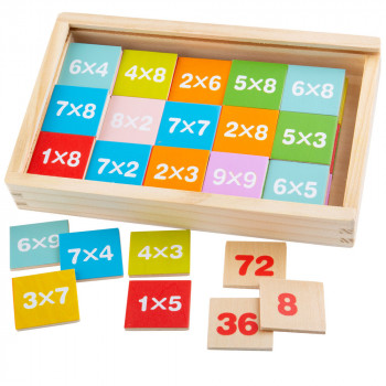Dečija Igračka TIMES TABLE BOX