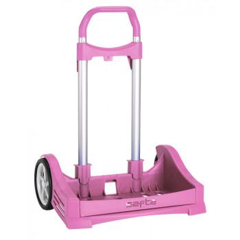 Kolica za ranac LUSPAP SAFTA Evolution - Pink