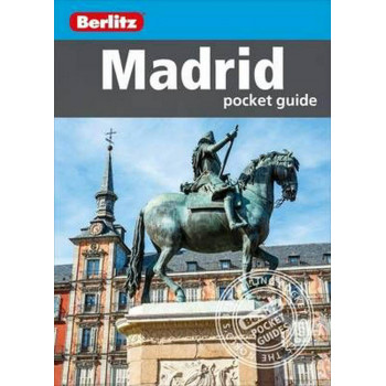 BERLITZ MADRID POCKET GUIDE
