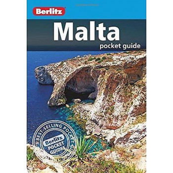 BERLITZ MALTA POCKET GUIDE