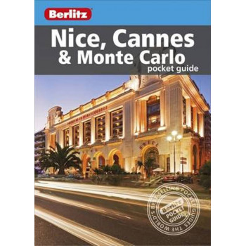 BERLITZ NICE, CANNES AND MONTE CARLO