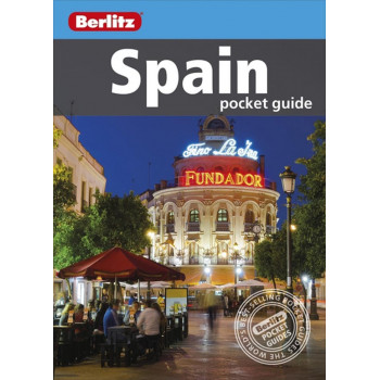 BERLITZ SPAIN POCKET GUIDE