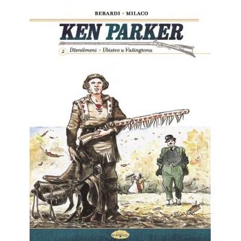 KEN PARKER Knjiga 2