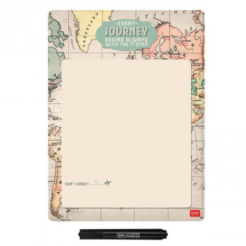 Magnetna Tabla SOMETHING TO REMEMBER MAGNET BOARD MAP