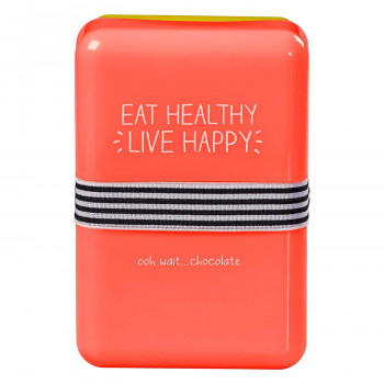 Kutija za užinu EAT HEALTHY LIVE HAPPY