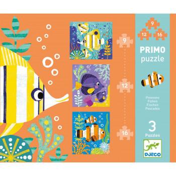 PROGRESSIVE PUZZLE PRIMO FICSH 9/12/16 PCS