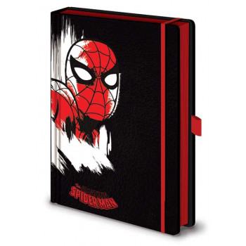 Notes Premium A5 Spider-Man
