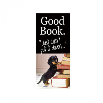 Bookmarker magnetni GOOD BOOK JUST CAN'T PUT DOWN