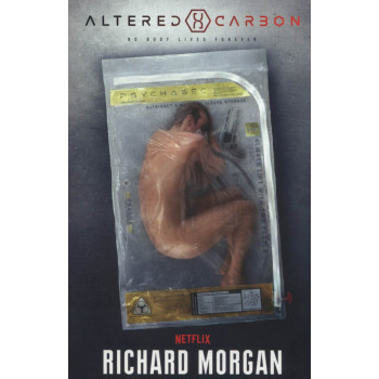ALTERED CARBON tv tie-in