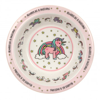 Činija LITTLE STARS UNICORN BOWL
