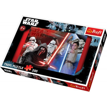 Puzzle TREFL  Star Wars Lightsabers 200