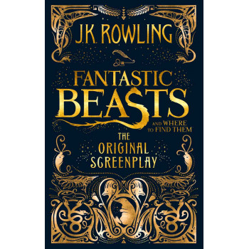 FANTASTIC BEASTS AND WHERE TO FIND THEM pb