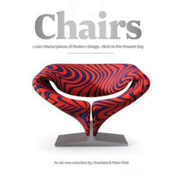 CHAIR: 1000 MASTERPIECES OF MODERN DESIGN