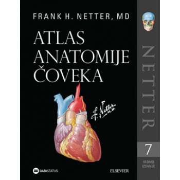 ATLAS ANATOMIJE ČOVEKA VII izdanje