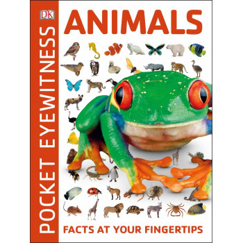 POCKET EYEWITNESS ANIMALS
