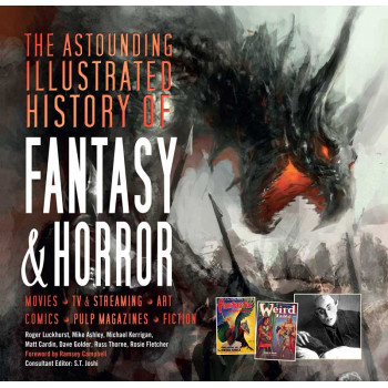 FANTASY AND HORROR ILLUSTRATED HISTORY
