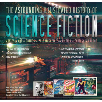 SCIENCE FICTION ILLUSTRATED HISTORY