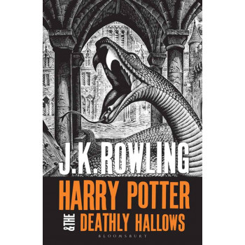 HARRY POTTER AND THE DEATHLY HOLLOWS adult