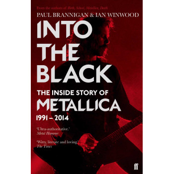 INTO THE BLACK METALLICA
