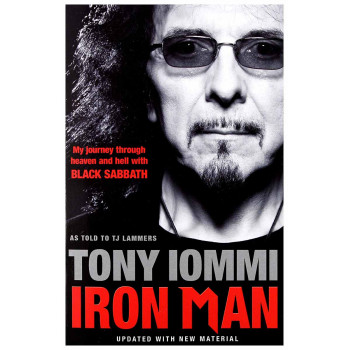 IRON MAN MY JOURNEY WITH BLACK SABATH
