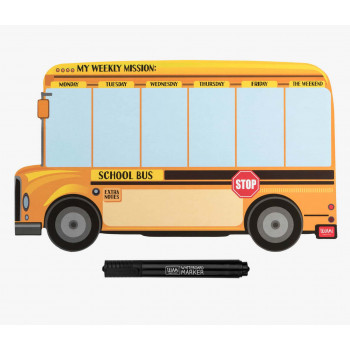 Magnetna tabla SCHOOL BUS