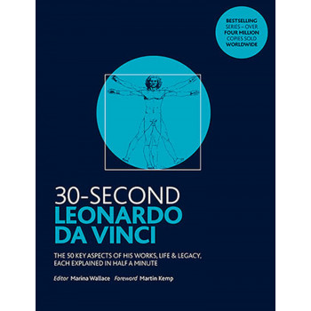 30 SECOND LEONARDO DA VINCHI