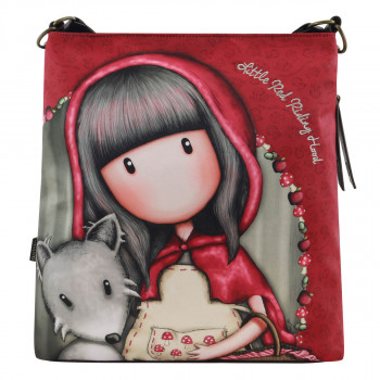 Torba GORJUSS HOBO BAG Little Red Riding Hood
