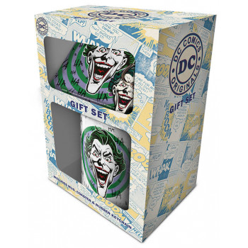 Poklon set DC ORIGINALS The JOKER