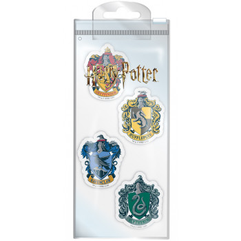 Set gumica za brisanje HARRY POTTER Houses