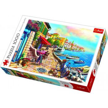 Puzzle TREFL Sunny Embankment 1000