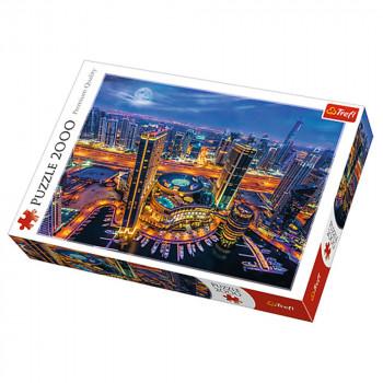 Puzzle TREFL Lights Of Dubai