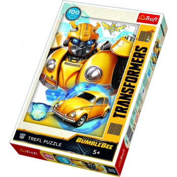 Puzzle TREFL Bumblebee Transformation 100
