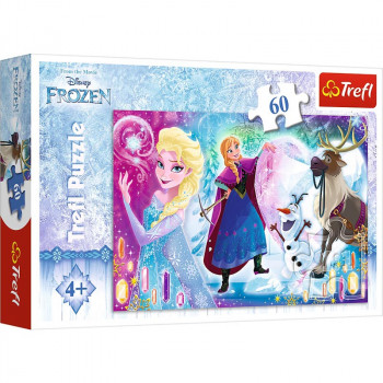 Puzzle TREFL Frozen Surprise For Elsa
