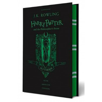 HARRY POTTER PHILOSOPHERS STONE SLYTH hb