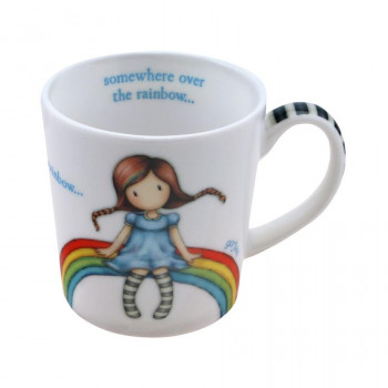 Šolja GORJUSS SMALL MUG RAINBOW HEAVEN