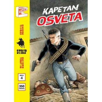 ZLATNA SERIJA 4 MISTER NO Kapetan osveta (korica B)