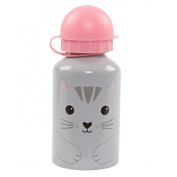 NORI CAT KAWAII FRIENDS WATER BOTTLE