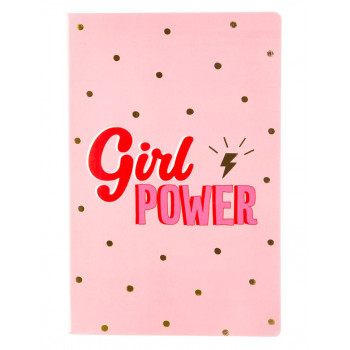 Notes A5 GIRL POWER