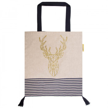 Torba NATUR GOLD STAG