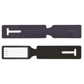 Oznaka za Prtljag LUGGAGE TAG BLUE