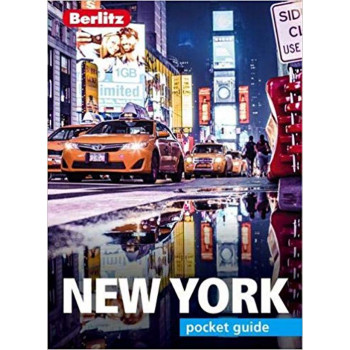 BERLITZ NEW YORK CITY POCKET GUIDE