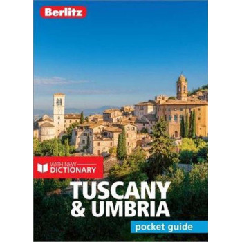 BERLITZ TUSCANY AND UMBRIA POCKET GUIDE