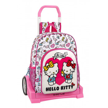 Ranac sa kolicima HELLO KITTY Evolution