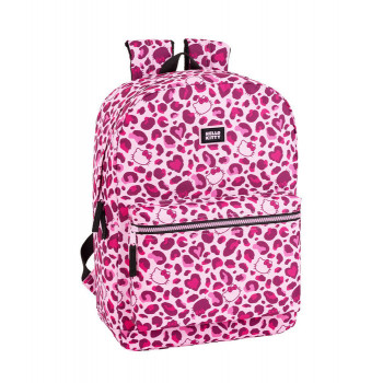 Ranac za laptop HELLO KITTY Leopard