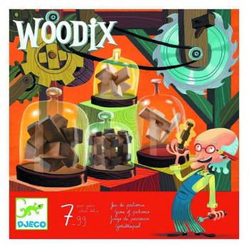 IQ Puzzle GAME WOODIX