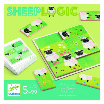 Puzzle GAME SHEEP LOGIC