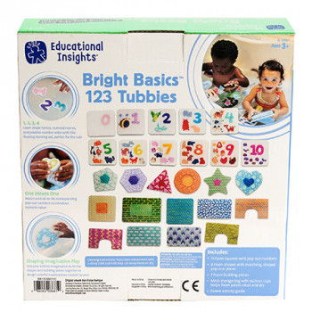 Igračka BRIGHT BASICS 123 TUBBIES
