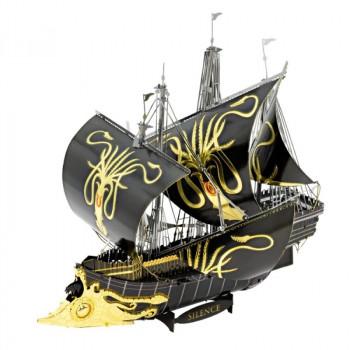 GAME OF THRONES GREYJOY SHIP SILENCE