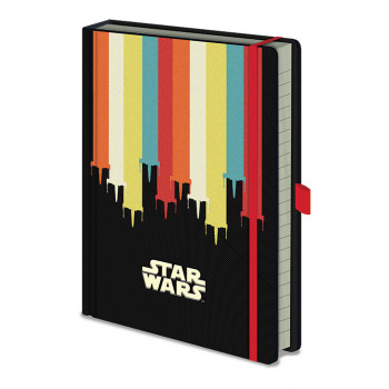 Notes Premium A5 STAR WARS Nostalgia